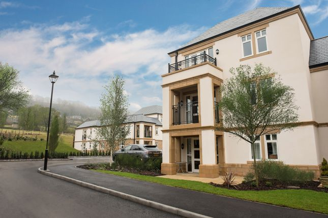 Thumbnail 2 bed flat for sale in 12 Hopkins Court, Matlock