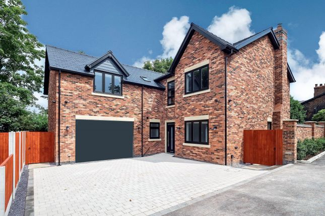 Thumbnail Detached house for sale in Ravenbank Mews, Pepper Street, Lymm