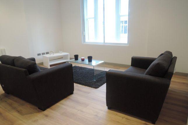 Thumbnail Flat to rent in Worcester Walk, New Street, Birmingham
