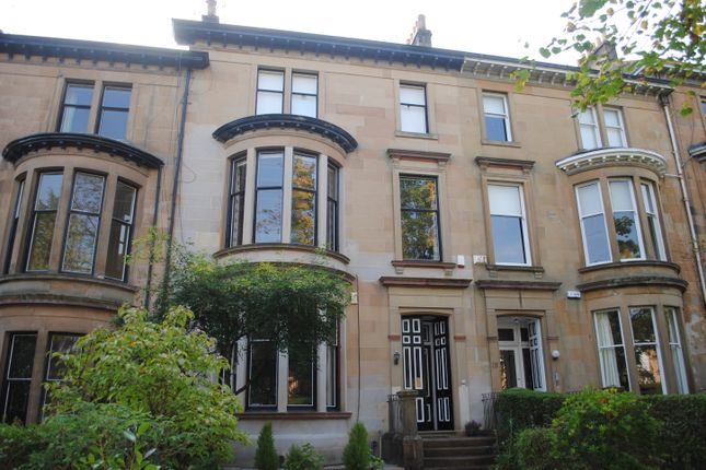 Thumbnail Semi-detached house to rent in Flat 1, 20 Cleveden Gardens, Glasgow