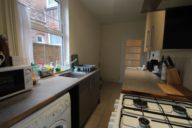 Kitchen of Noel Street, Leicester LE3