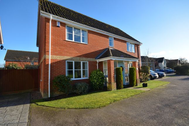 4 bed detached house for sale in Cedar Drive, Worlingham, Beccles