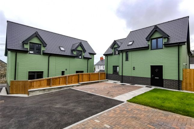 Plots 3 & 4 of Lle Bryony, Parrog Road, Newport, Dyfed SA42