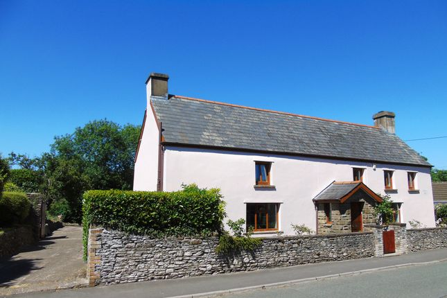 Thumbnail Farmhouse for sale in Old Bedwas Road, Porset, Caerphilly