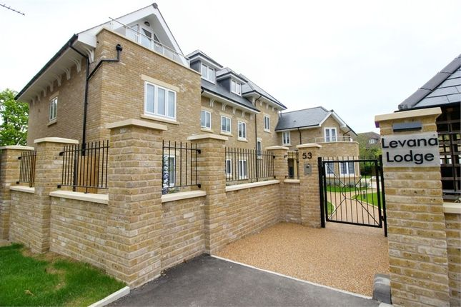 Thumbnail Flat for sale in Levana Lodge, Calshot Way, Enfield