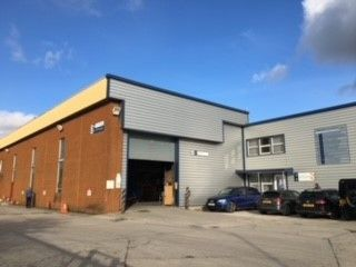 Industrial to let in Bell Close, Plymouth