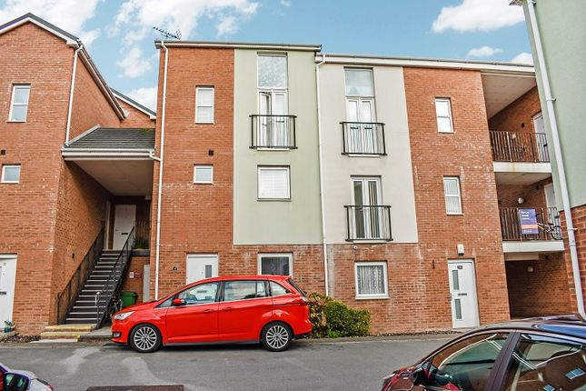 Thumbnail Flat for sale in Mill Meadow, North Cornelly, Bridgend.