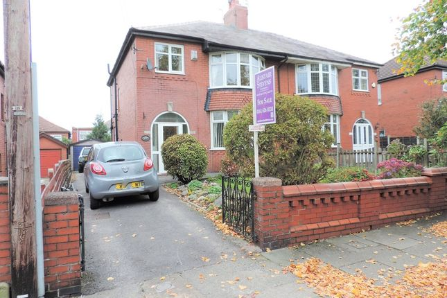 Semi-detached house for sale in 488 Burnley Lane, North Chadderton