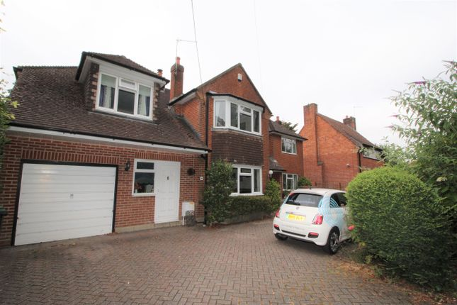 Thumbnail Detached house to rent in Middlehill Road, Wimborne