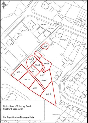 Thumbnail Land to let in Loxley Road, Stratford-Upon-Avon
