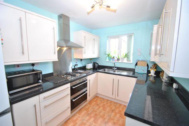 Kitchen of Waywell Close, Fearnhead, Warrington WA2