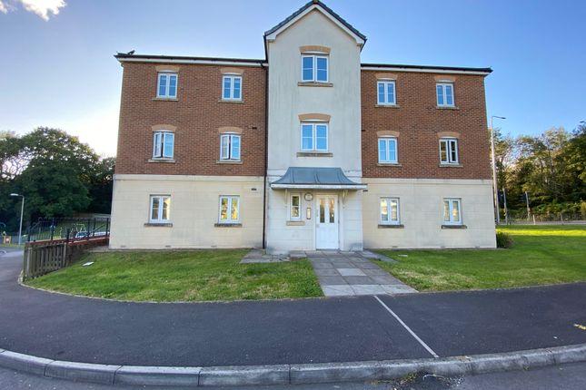 Thumbnail Flat for sale in Cadwal Court, Llantwit Fardre, Pontypridd