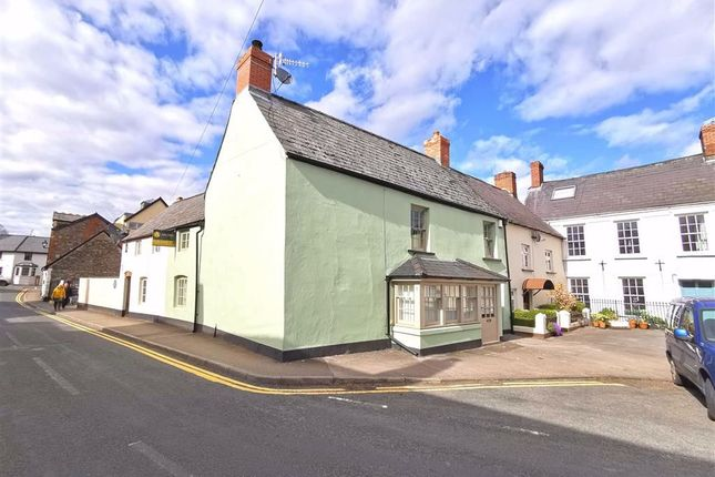 Thumbnail Terraced house for sale in Newmarket Street, Usk, Monmouthshire