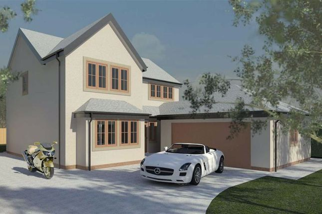 Thumbnail Detached house for sale in Dolgader, Parc Henri Lane, Bonllwyn