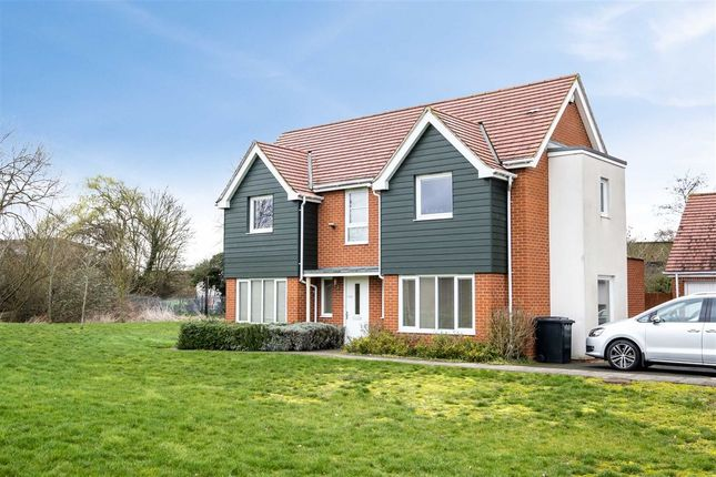Thumbnail Detached house for sale in Wraysbury Drive, West Drayton, Middlesex