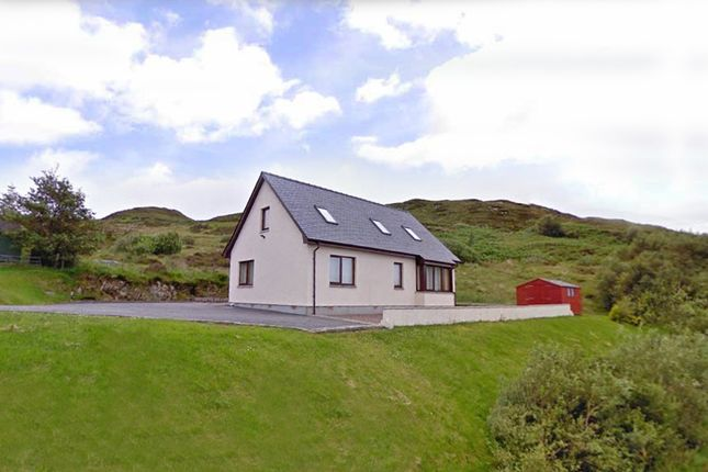 Thumbnail Detached bungalow for sale in Mallaig Bheag, Mallaig