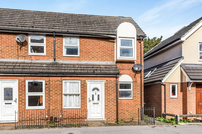 Thumbnail End terrace house for sale in Epsom Road, Croydon