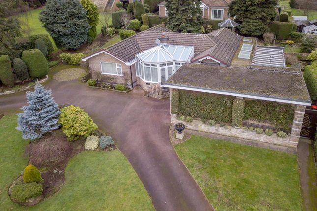 Thumbnail Detached bungalow for sale in Dormy Close, Bramcote, Nottingham