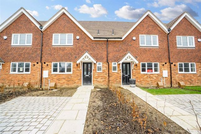 2 bed terraced house for sale in Skinners Lane, Catsfield, East Sussex TN33