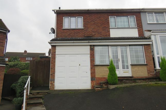 3 bed semi-detached house for sale in Denton Grove, Great Barr, Birmingham