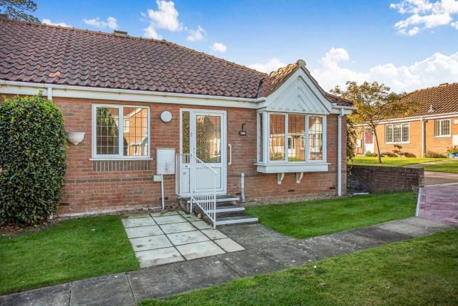 Thumbnail Bungalow for sale in Horstead, Norwich, Norfolk