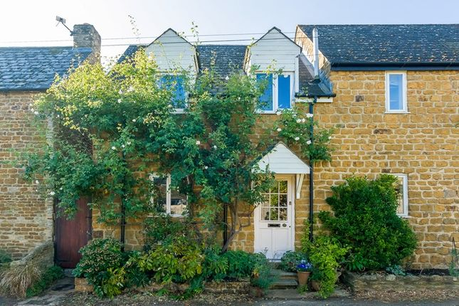 Thumbnail Cottage for sale in Cow Lane, Steeple Aston, Bicester