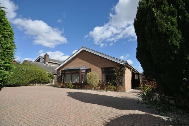 Thumbnail Bungalow for sale in Norfolk Avenue, West Mersea, Colchester
