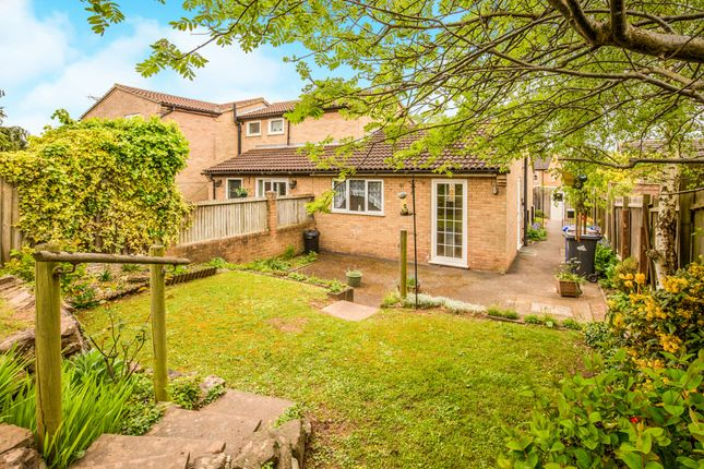 Thumbnail Semi-detached bungalow for sale in Sefton Close, Stapenhill, Burton-On-Trent