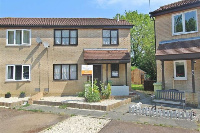 Thumbnail Terraced house to rent in Mendelssohn Grove, Browns Wood, Milton Keynes, Bucks