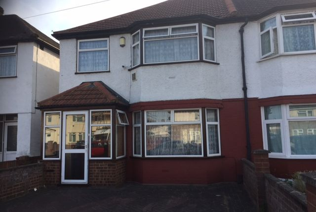 Thumbnail Terraced house to rent in Barrack Road, Hounslow