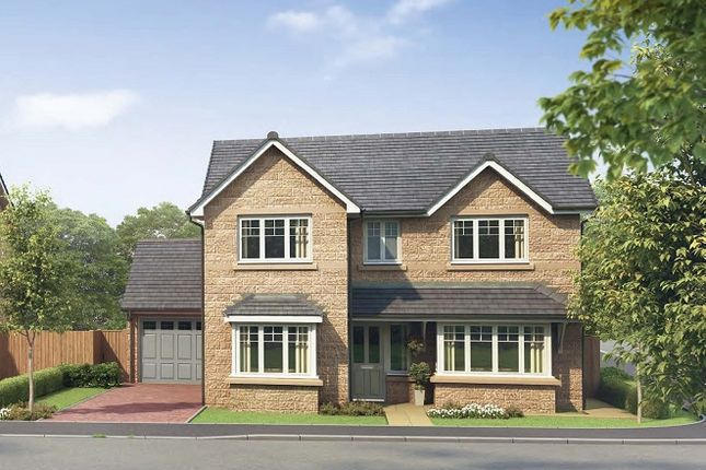 Thumbnail Detached house for sale in Hade Edge, Holmfirth, West Yorkshire