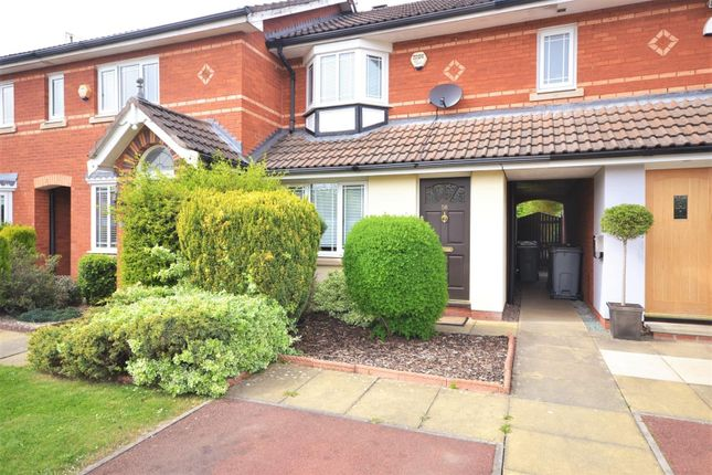 2 bed terraced house to rent in Alveston Drive, Wilmslow SK9