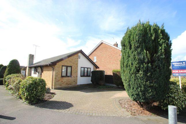 Thumbnail Detached bungalow for sale in Borrowdale Close, Benfleet