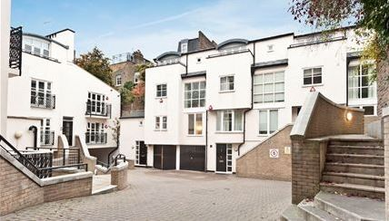Thumbnail Property to rent in Peony Court, Park Walk, London