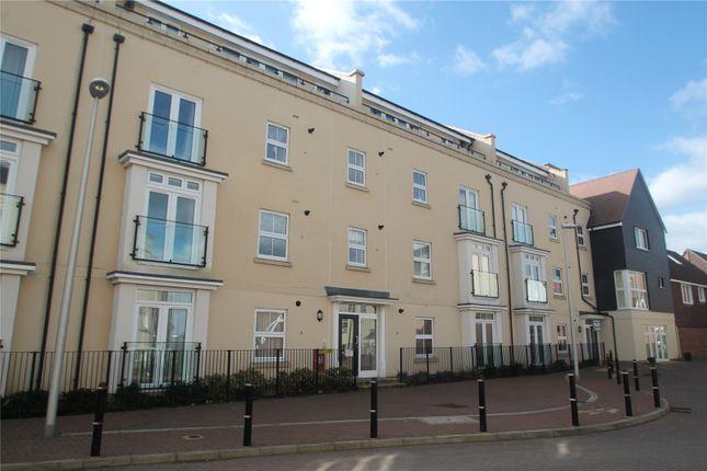 Thumbnail Flat for sale in Taylor Close, Tonbridge