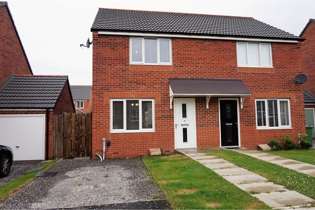 Semi-detached house for sale in Field Square, Sunderland