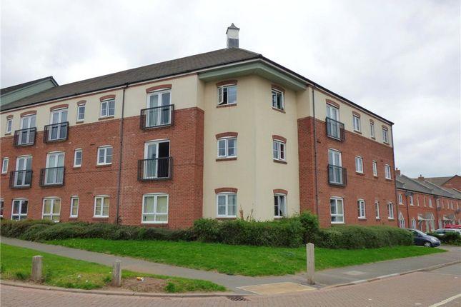 Thumbnail Flat for sale in Sir Thomas White Close, Warwick, Warwickshire