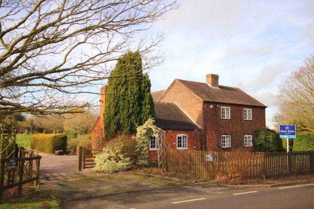 Thumbnail Detached house for sale in Bridgemere, Nantwich