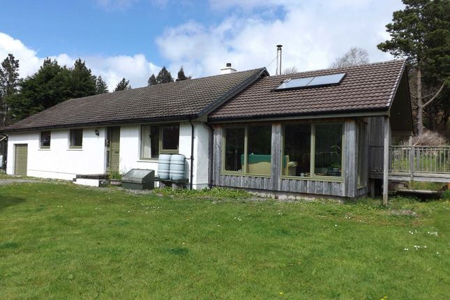 Thumbnail Detached bungalow for sale in Camustianavaig, Isle Of Skye