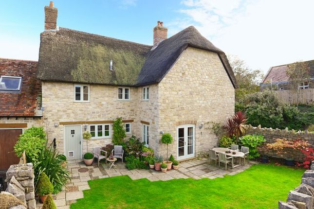 Thumbnail Detached house for sale in Sutton Road, Sutton Poyntz
