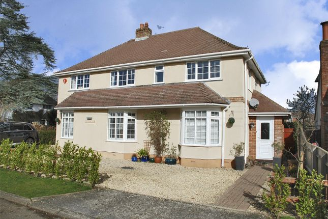 Thumbnail Detached house for sale in Woodside Avenue, Lymington, Hampshire