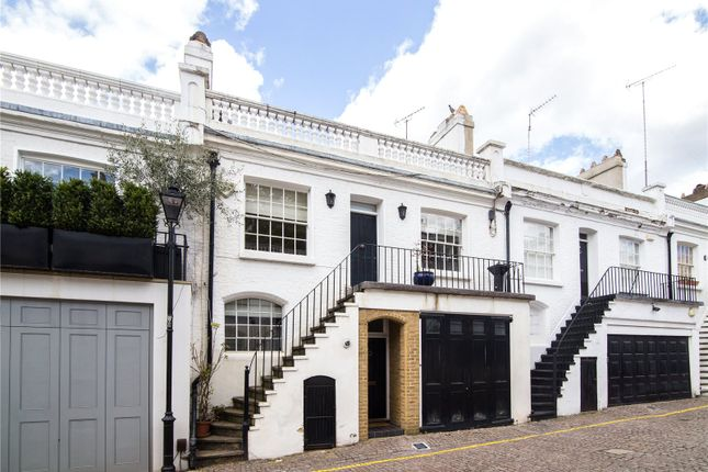 Thumbnail Mews house to rent in Holland Park Mews, London