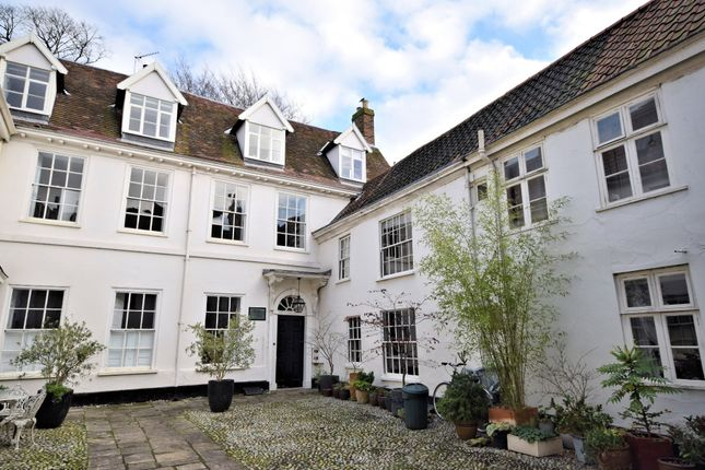 Thumbnail Terraced house for sale in Gurney Court, Magdalen Street, Norwich