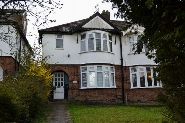 3 bed semi-detached house for sale in Kettering Road, Spinney Hill, Northampton