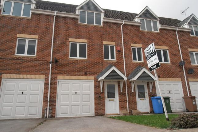 Thumbnail Property to rent in Millrise Road, Mansfield