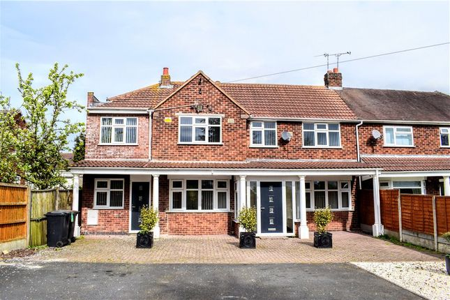 Thumbnail Semi-detached house for sale in Hinckley Road, Horestone Grange, Nuneaton, Warwickshire