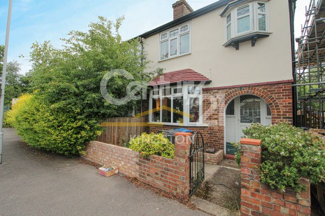 Thumbnail Semi-detached house to rent in Herbert Road, Kingston Upon Thames, Surrey