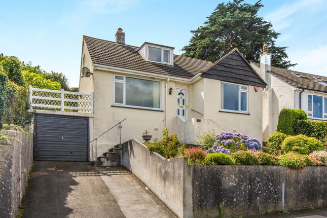 Thumbnail Detached bungalow for sale in Longmeadow Road, Saltash