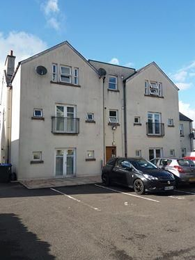 Thumbnail Flat to rent in 3 Beneagles Court High Street, Auchterader