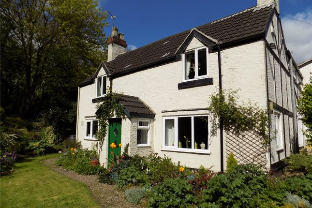 Thumbnail Cottage for sale in Old Coppice Side, Heanor, Derbyshire